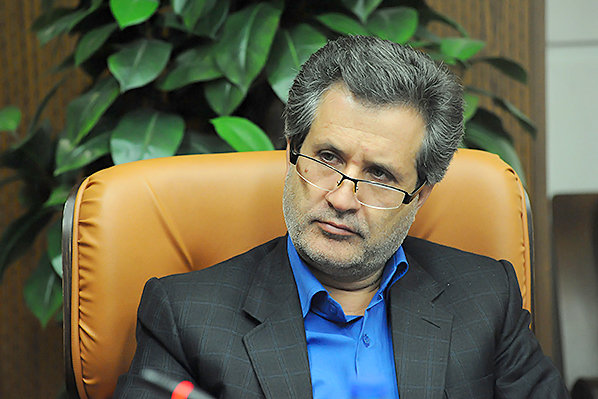 علی ابراهیمی نماینده شازند