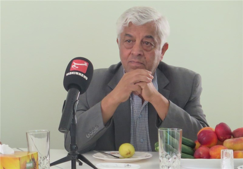 عباس کشاورز+معاون زراعت وزارت جهاد کشاورزی