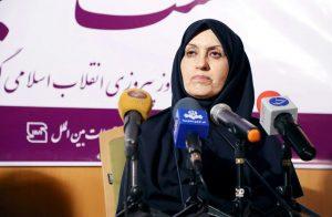 نیره پیروزبخت رییس سازمان ملی استاندارد ایران
