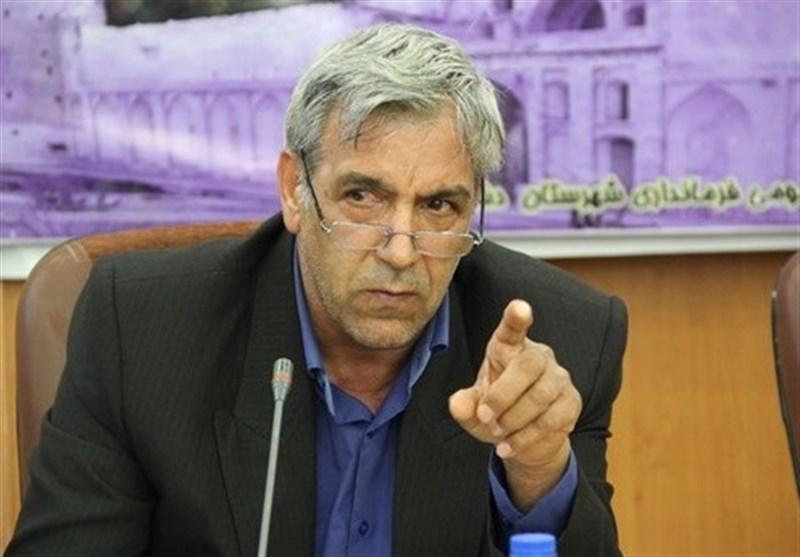 کرمعلی قندالی رییس سازمان امور عشایر