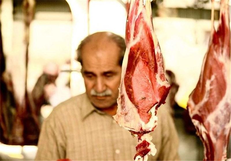 گوشت گوسفندی ۵۰هزار تومان