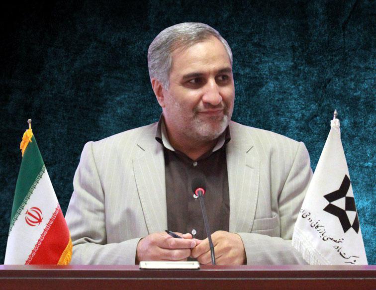 یزدان سیف مدیر عامل شرکت بازرگانی دولتی ایران