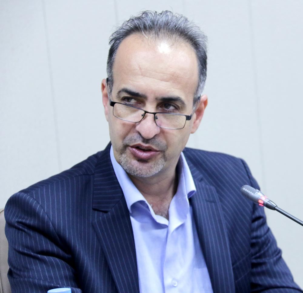 هادی اسدی رحمانی رییس موسسه تحقیقات آب و خاک