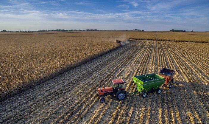 تجارت محصولات کشاورزی در امریکا