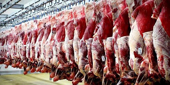 اُُُُُُُُُُُُُُُُُُفت تقاضا در بازار گوشت قرمز