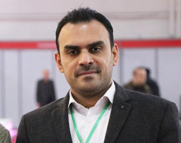 محمد مسعودی - روزنامه نگار و سردبیر اگنا