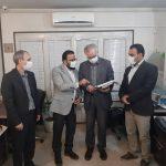بازدید رییس مرکز بین الملل و روابط عمومی وزارت جهاد از اگنا ۰۷